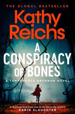 A Conspiracy of Bones book