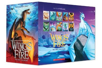 Wings of Fire: the First Ten Books by Tui,T Sutherland