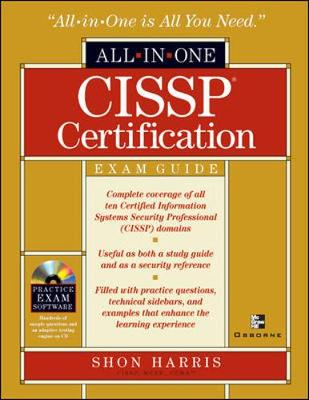 CISSP All-in-One Exam Guide by Shon Harris