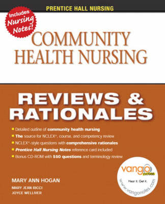 Prentice Hall Nursing Reviews & Rationales by Mary Jean Ricci
