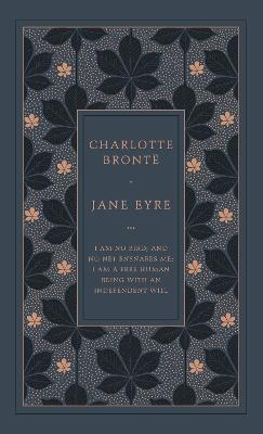 Jane Eyre (Faux Leather Edition) book