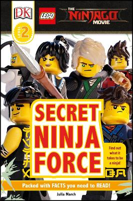 LEGO (R) NINJAGO (R) Movie (TM) Secret Ninja Force by DK