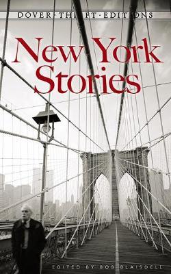 New York Stories by Bob Blaisdell