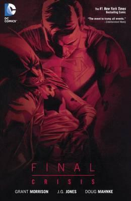 Final Crisis by Grant Morrison