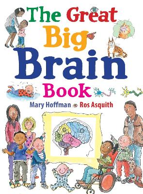 The Great Big Brain Book by Ros Asquith
