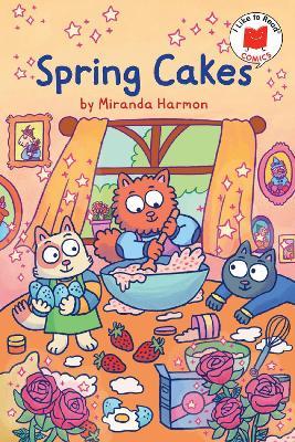 Spring Cakes book
