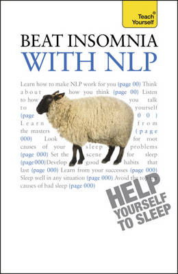 Beat Insomnia with NLP book