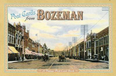 Post Cards from Bozeman book