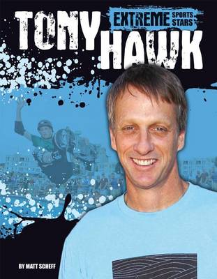 Tony Hawk by Matt Scheff