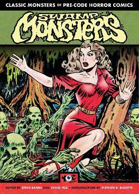 Swamp Monsters book