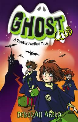 Ghost Club 3 by Deborah Abela