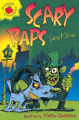 Scary Raps by Tony Mitton