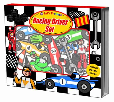 Race Driver Set by Roger Priddy