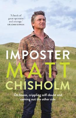 Imposter: On booze, crippling self-doubt and coming out the other side book