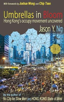 Umbrellas in Bloom by Jason Y Ng