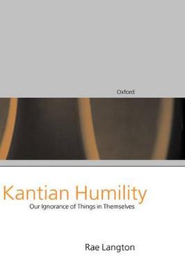 Kantian Humility by Rae Langton