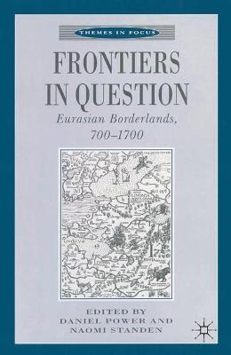 Frontiers in Question by Daniel Power