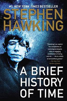 Brief History of Time by Stephen Hawking