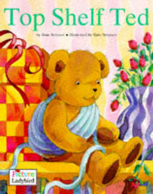 Top Shelf Ted by Joan Stimson