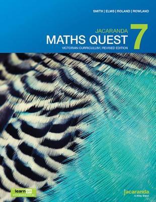 Jacaranda Maths Quest 7 Victorian Curriculum 1E (Revised) LearnON & Print book