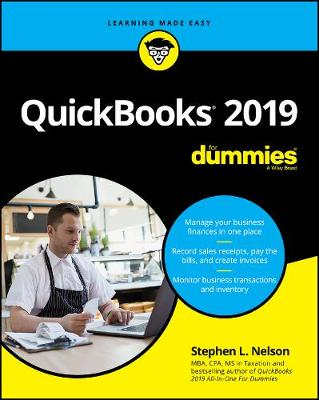 QuickBooks 2019 For Dummies by Stephen L. Nelson