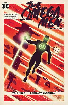 Omega Men The Complete Series TP by Tom King