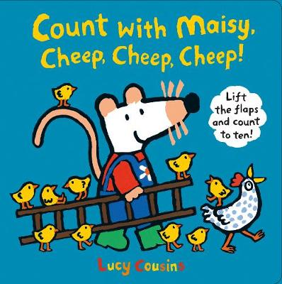 Count with Maisy, Cheep, Cheep, Cheep! book