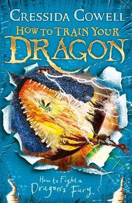 How to Train Your Dragon: #12 How to Fight a Dragon's Fury by Cressida Cowell