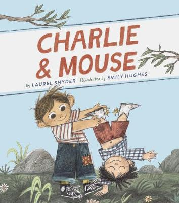 Charlie & Mouse book