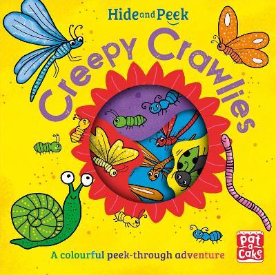 Hide and Peek: Creepy Crawlies book