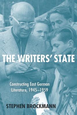 Writers' State by Stephen Brockmann