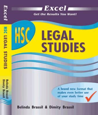 Excel HSC Legal Studies by Belinda Brassil