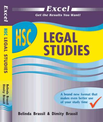 Excel HSC Legal Studies by Belinda Brassil