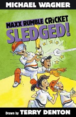 Maxx Rumble Cricket 2: Sledged! book