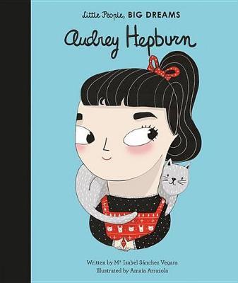 Audrey Hepburn by Amaia Arrazola