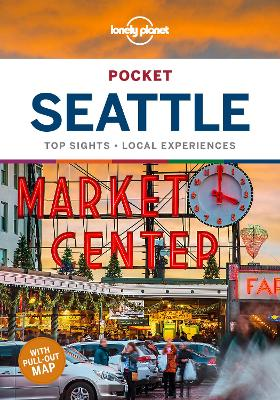 Lonely Planet Pocket Seattle book