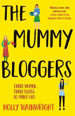 The Mummy Bloggers book