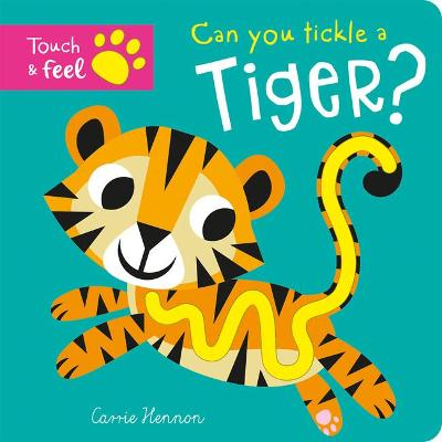Can you tickle a tiger? by Bobbie Brooks