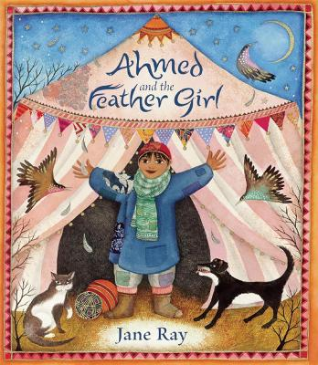 Ahmed and the Feather Girl book