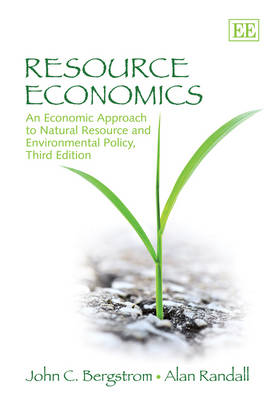 Resource Economics by John C. Bergstrom