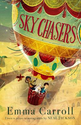 Sky Chasers by Emma Carroll