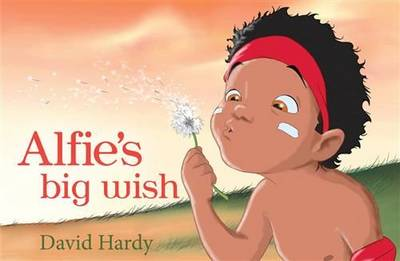 Alfie's Big Wish book