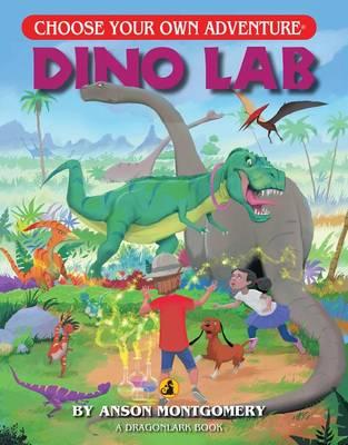 Dino Lab by Anson Montgomery