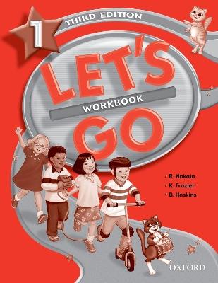 Let's Go: 1: Workbook by Ritsuko Nakata