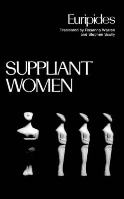Suppliant Women book