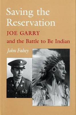 Saving the Reservation by John Fahey