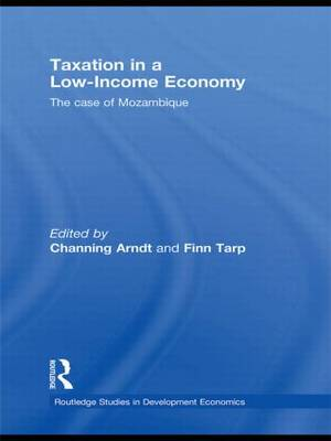 Taxation in a Low-income Economy by Channing Arndt