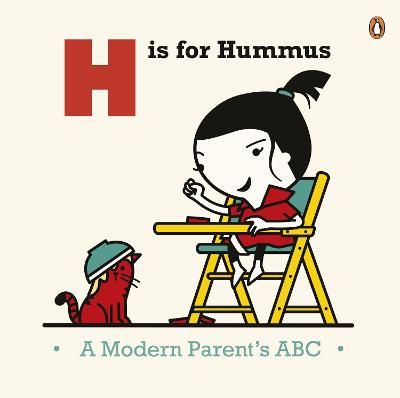 H is for Hummus by Joel Rickett