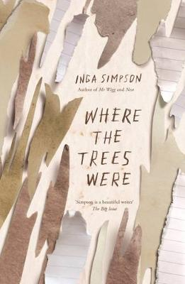 Where The Trees Were book