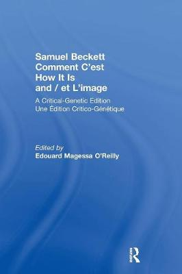 Samuel Beckett Comment C'est How it is and / Et L'Image by Samuel Beckett